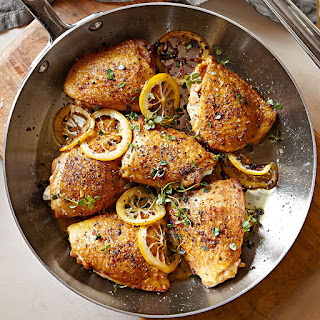 Crispy Oven Chicken Thighs Recipes