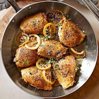 Crispy Chicken Thighs Recipes