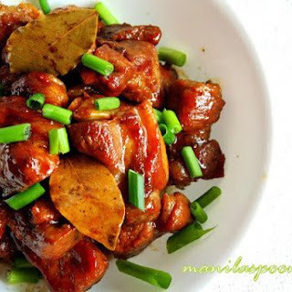 The Classic Pork or Chicken Adobo