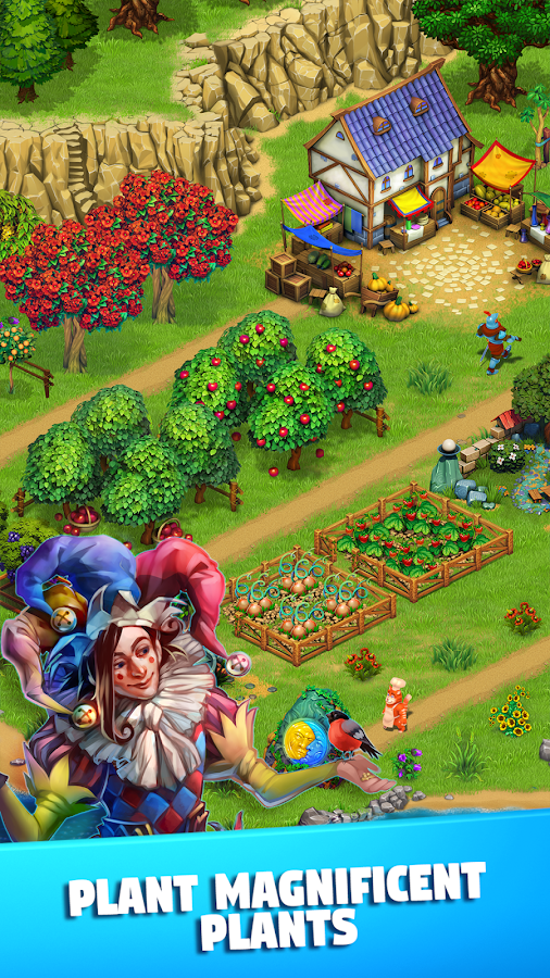 Fairy Kingdom: World of Magic Screenshot 2