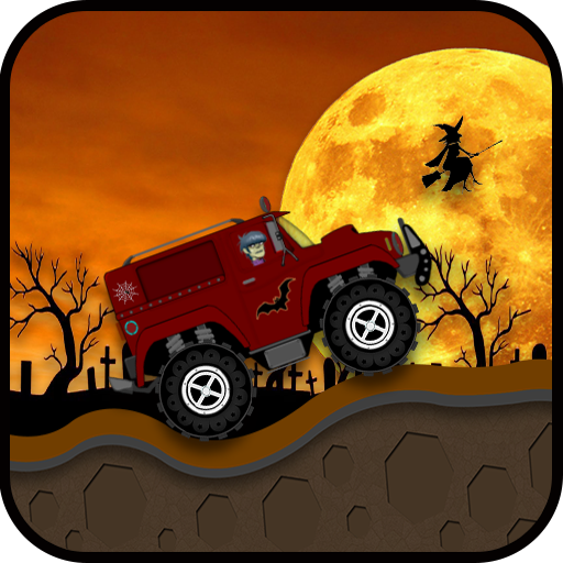 Halloween Monster Car 2018 Fast Stunt Drive Racing (game)