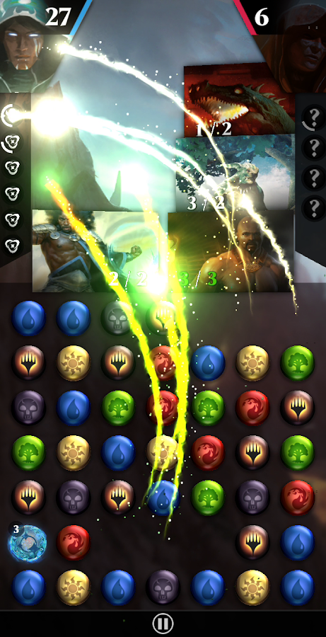 Magic: Puzzle Quest Screenshot 11