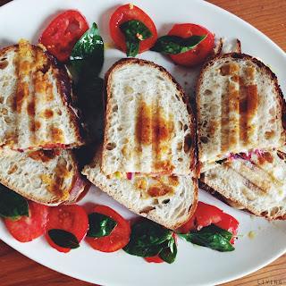 Panini Cheese Asiago Recipes