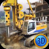 Game City Construction Trucks Sim version 2015 APK