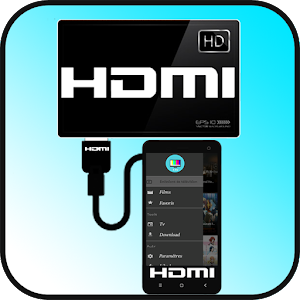 hdmi for android phone to tv new For PC