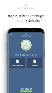 iShredder™ 6 PRO Data Shredder Screenshot