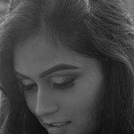 face by Jugal Das - Black & White Street & Candid