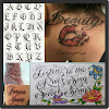 Art Lettering Tatto