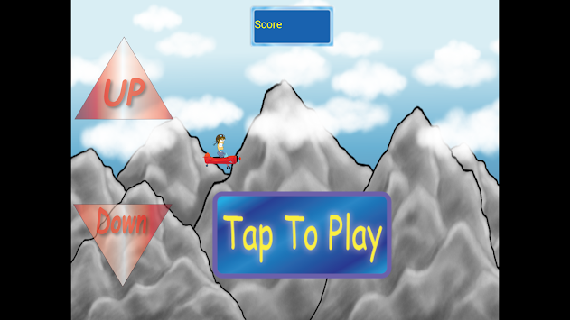 Crash Pilot Free apk screenshot