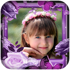 Butterfly Photo Frames LWP