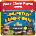 App Gems For Clash Royale Prank apk for kindle fire