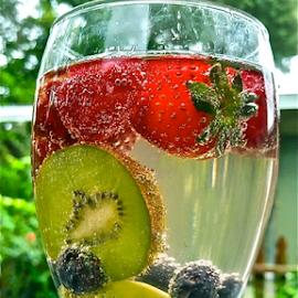 {  Southern Fruit Drinks ~ 28 July }  by Jeffrey Lee - Artistic Objects Other Objects ( {  southern fruit drinks ~ 28 july } )