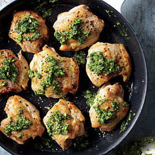 Cilantro Chicken Thighs Recipes