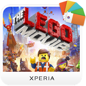 XPERIA™ The LEGO® MOVIE™ Theme