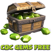 Download FREE COC GEMS APK for Android Kitkat