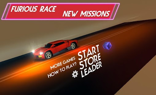 Car Racing Furious Fast 3D - screenshot