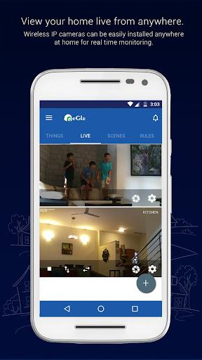 eGlu - Home, Smart Home!
