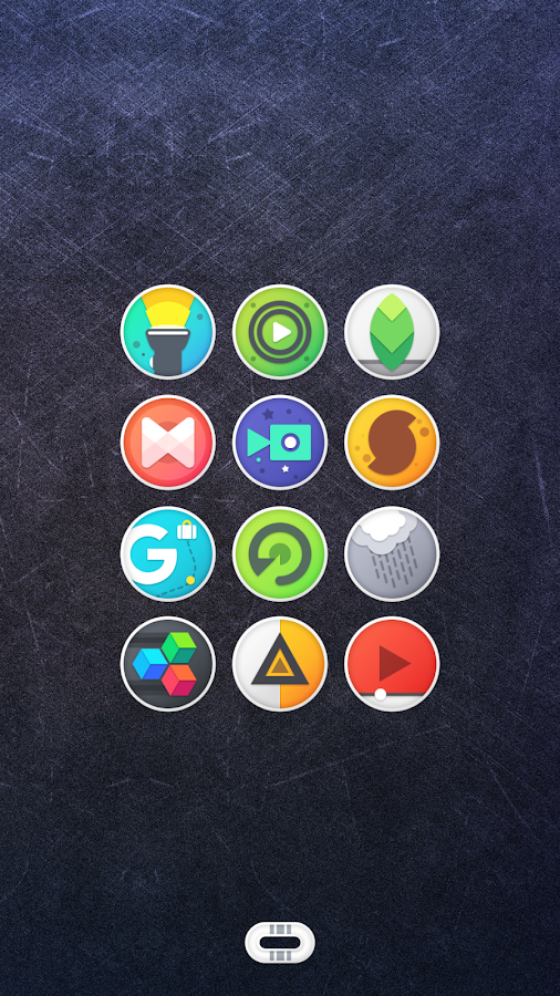 BoldR - Icon Pack(SALE!) Screenshot 0