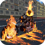 Ghost Rider - Adventure Ghost Ride Icon