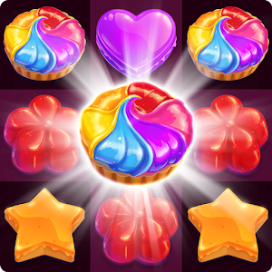 Love Crush Match 3 New App on Andriod - Use on PC