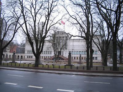 Военный музей им. Витовта Великого в Каунасе