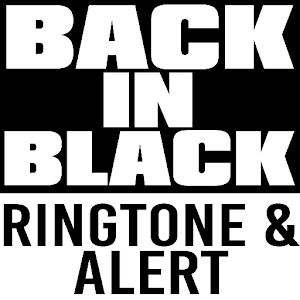 Cover art Back in Black Ringtone & Alert