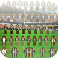 Rosario Central Keyboard