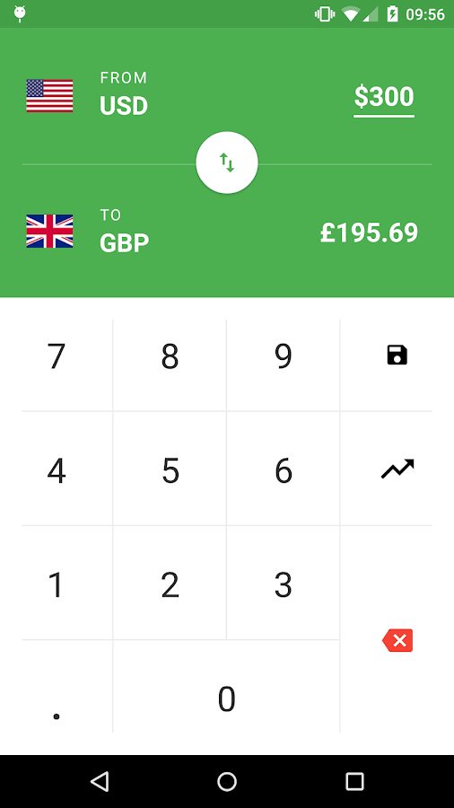 Flip Currency Converter Screenshot 0
