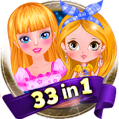 Download Full 33 in 1 Games For Girls 1.1.2 APK