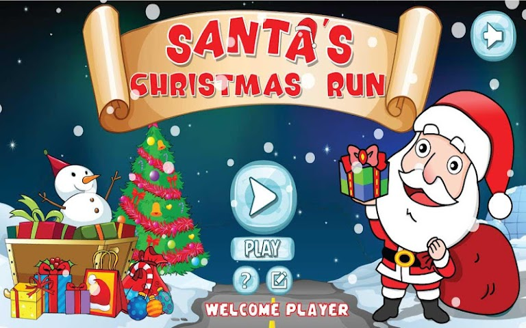 android Santa Christmas Run Screenshot 5