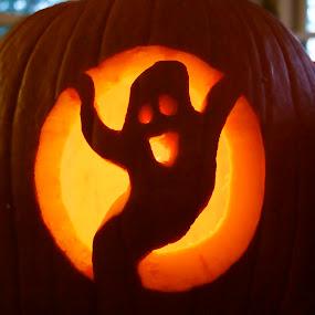 Spooky by Jennifer Lamanca Kaufman - Public Holidays Halloween