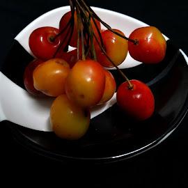 Cherries  by Asif Bora - Food & Drink Fruits & Vegetables