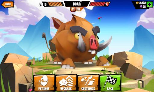Creature Racer - screenshot