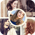 photo collage - flower frame APK for Bluestacks