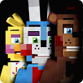 Map Five Nights Freddy of MCPE APK for Bluestacks