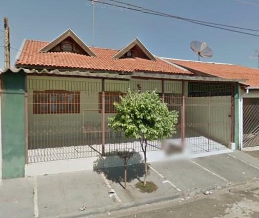 Linda casa residencial com 200,00m² de área construída - Jardim Primavera - Sumaré - SP