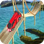 360° Car Stunts: 98% Impossible Tracks Icon
