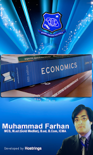 Economics - screenshot