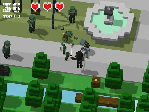 Crossy Heroes: Avengers of Smashy City screenshot 7