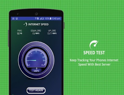 Internet Speed Test Pro- screenshot thumbnail