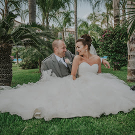 You & Me by Mandy Christodoulou - Wedding Bride & Groom ( cyprus bride and groom, ido, olympic lagoon wedding, cyprus wedding )
