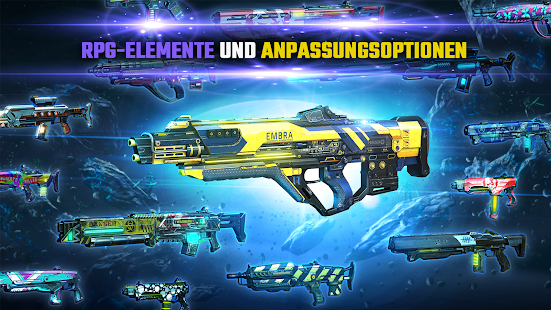 SHADOWGUN LEGENDS Screenshot