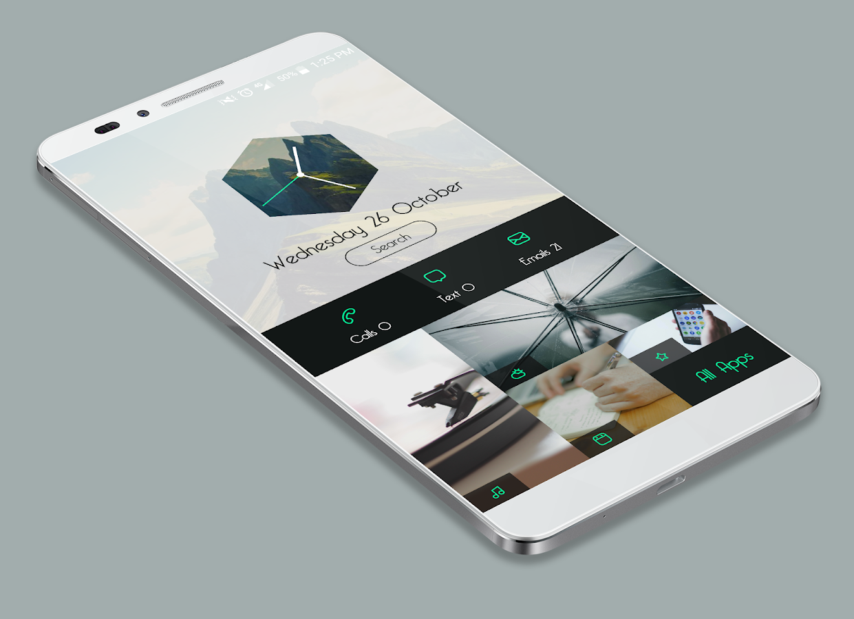 PuzzleHome for KLWP Screenshot 0