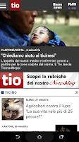 Screenshot of TioMobile