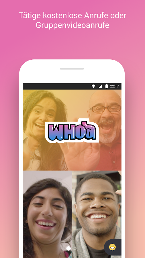Skype – kostenlose Chats & Videoanrufe – Screenshot