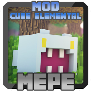 Cube Elemental Mod - screenshot