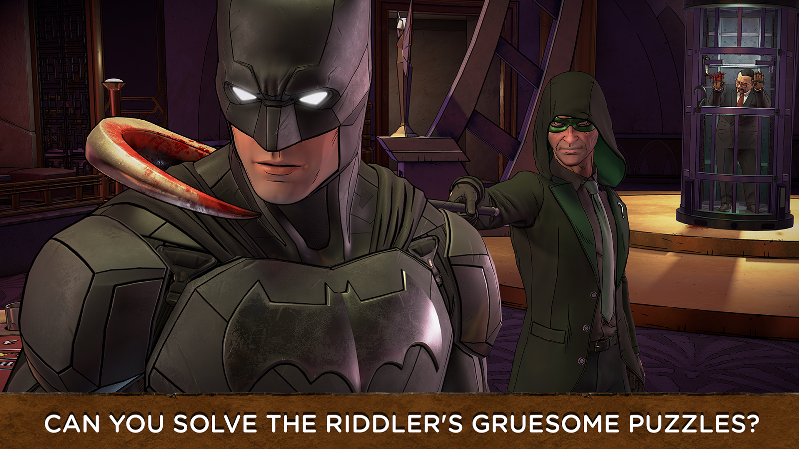 Batman: The Enemy Within Screenshot 10