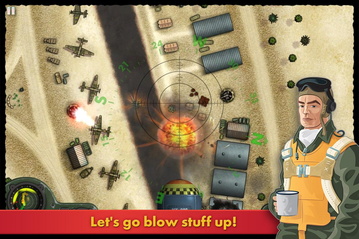 iBomber 3 Screenshot
