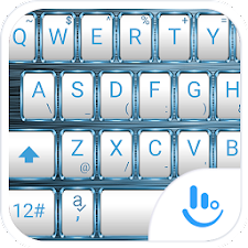 Keyboard Theme Frame W Blue
