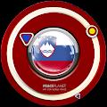 Android aplikacija Slovenia clock widget na Android Srbija
